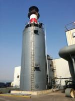 河北格瑞玻璃棉制品有限公司5线voc+湿试静电除尘系统