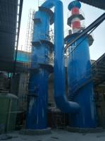 莒南大店固体碱厂脱硫、脱硝、湿电除尘系统